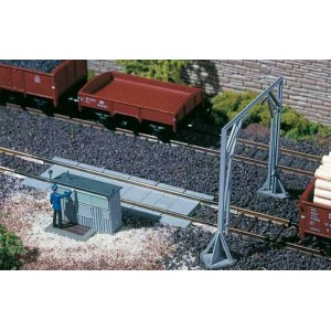 11404 Auhagen HO Kit of Track scale with loading gauge
