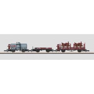 86580 MARKLIN Z Era II Freight Car Set