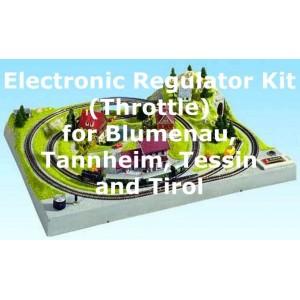 NOCH 88161 Electronic Regulator Kit (Throttle) for Noch Z Layouts