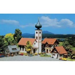 Faller 282777 Z Gauge Kit of Village set
