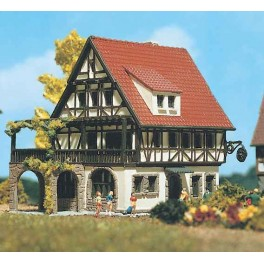 "Vollmer 9533 Z Gauge Country Inn ""Sun"" - ""Sonne"""