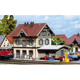 Faller 282707 Kit of Guglingen station