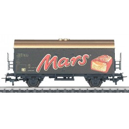 "44188 Marklin HO German Refrigerator Car ""MARS"""