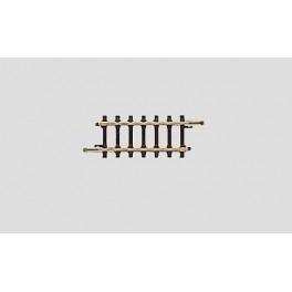 "8504 MARKLIN Z Straight Track Length 25 mm / 1"""