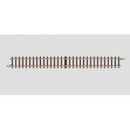 "8507 MARKLIN Z Straight Adjustment Track Length 112.8 mm / 4-7/16"""