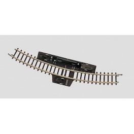 "8529 MARKLIN Z Curved Circuit Track Radius 195 mm / 7-11/16"". 30°"