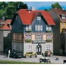 12271 Auhagen HO Kit of a Thueringer Hof Hotel