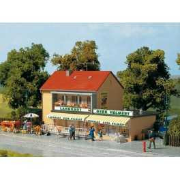 12238 Auhagen HO Kit of a Country general store