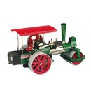 WILESCO D395 RC CONTROLLED STEAM ROLLER OLD SMOKEY