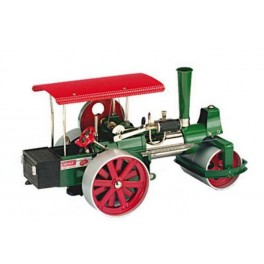 WILESCO D395 RC STEAM ROLLER OLD SMOKEY