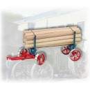 WILESCO A425 Lumber Wagon for Steam Rollers or Traction engines