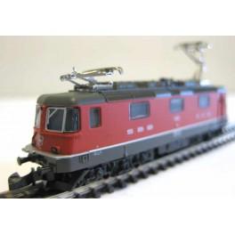 88591 MARKLIN Z Swiss Electric Loco CL Re 4/4 II SBB