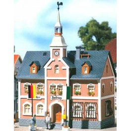 12241 Auhagen HO Kit of a Town Hall