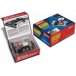 WILESCO D100E EXPERIMENTAL KIT: TOY STEAM ENGINE AND ELECTRONIC COMPONENTS