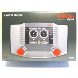 60215 Marklin Central Station for Motorola, mfx and DCC - NEW