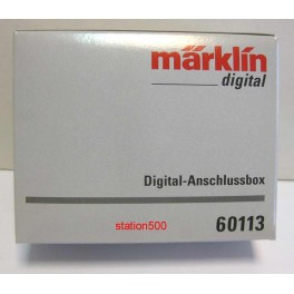 60113 Digital Connector Box for Mobil Station