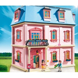 PLAYMOBIL® 5303 Deluxe Dollhouse - NEW