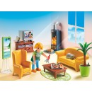 PLAYMOBIL® 5308 Living Room with Fireplace - S&H FREE