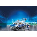 PLAYMOBIL® 6873 German Police Car w flashing lights - S&H FREE