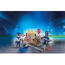 PLAYMOBIL® 6878 Police Roadblock with dog + equipment - S&H FREE