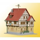 36405 Kibri Z Gauge Kit of Half-timbered Hotel White Horse