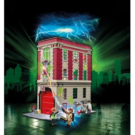 PLAYMOBIL® 9219 Ghostbusters™ Firehouse