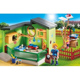 PLAYMOBIL® 9276 Cattery - NEW 2018 - S&H FREE WORLDWIDE