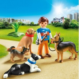 PLAYMOBIL® 9279 dog trainer - NEW 2018 - S&H FREE WORLDWIDE