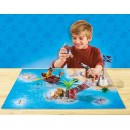 PLAYMOBIL® 9328 Play Map Pirates - NEW 2018 - S&H FREE WORLDWIDE