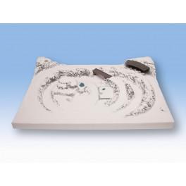 NOCH 87005 Z Scale Layout Interlaken 75 x 51 x 13 cm