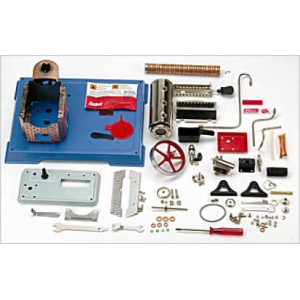WILESCO D9 NEW TOY STEAM ENGINE KIT