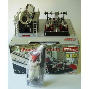 WILESCO D22 NEW TOY STEAM ENGINE