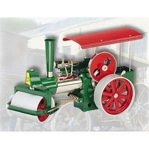 WILESCO D365 STEAM ROLLER OLD SMOKEY