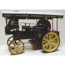 FREE SHIPPING: WILESCO D409 SHOWMAN´S STEAM TRACTOR