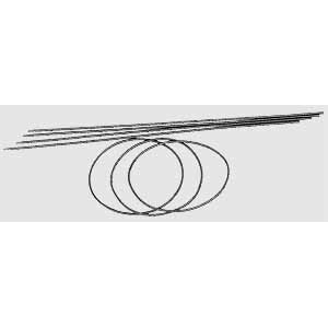 Wilesco Z80 Flexible belts 2 mm x 260 mm, 5 pieces