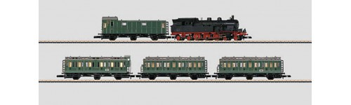 Marklin Z Train Sets